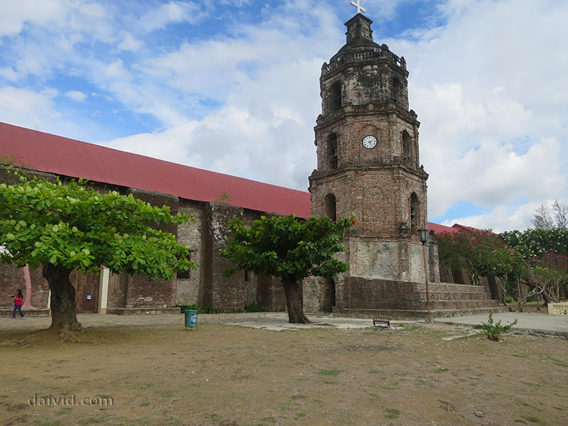 Sta. Maria Church in Ilocos Sur