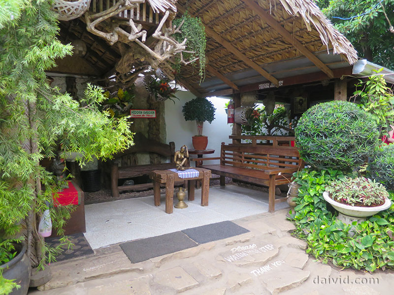 Hidden Garden of Vigan, Ilocos Sur